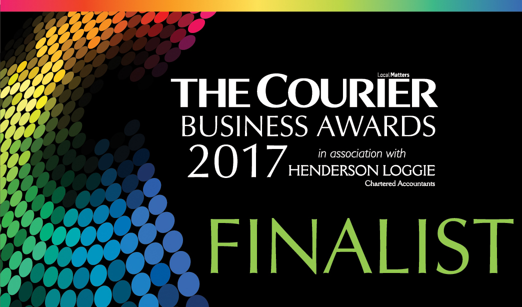 Courier Business Awards Finalist